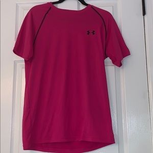 Under armour T-shirt Pink